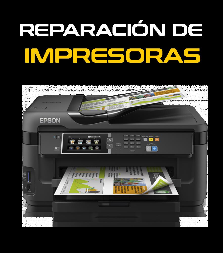 reparar impresora en fuenlabrada