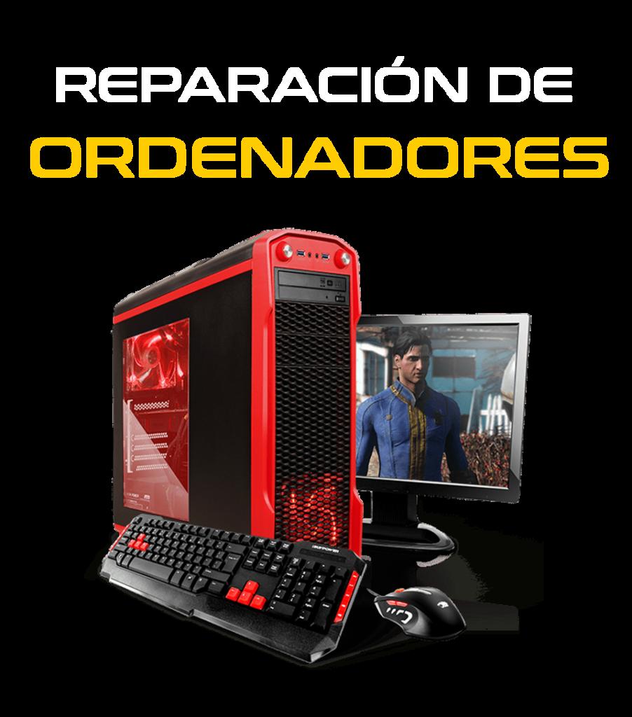 reparar ordenadores en fuenlabrada
